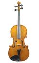 Modern, 1970's master violin, probably English