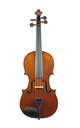 3/4 - Antique French 3/4 violin, approx. 1880