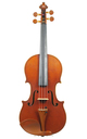 Old English violin, by Dykes & Sons London (W.E. Hill & Sons registration number)