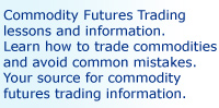 Commodity Futures Trading lessons and information.