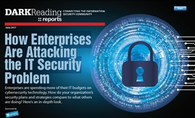 [Strategic Security Report] How Enterprises Are Attacking the IT Security Problem