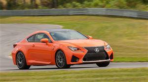 Lexus RC F (2014) review