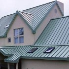 Metal Roof in Details