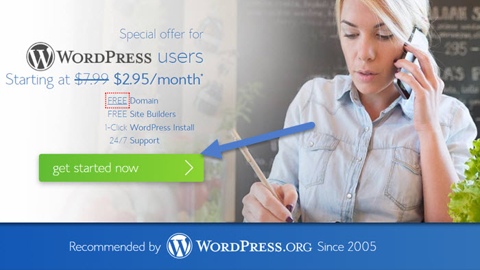 Special offer for WordPress users