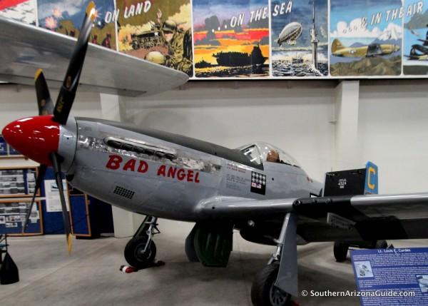 P-51 Mustang ile