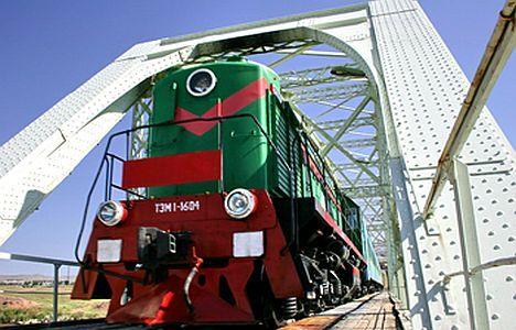 Khaf-Herat railway