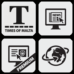 Times of Malta premium graphic