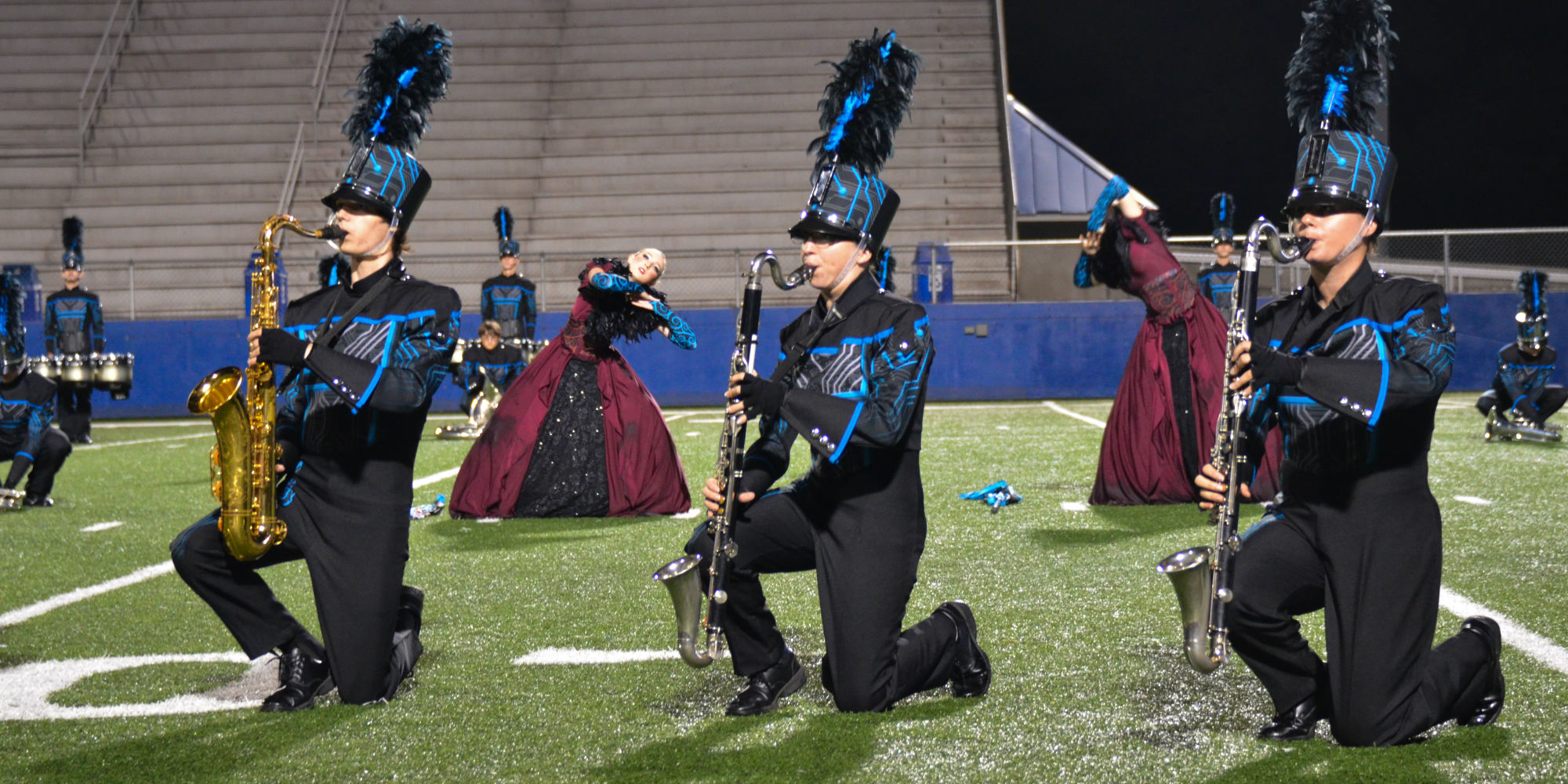 Cobb Musicians March Into Annual Band Exhibition at McEachern High School on October 9 & 16, 2017