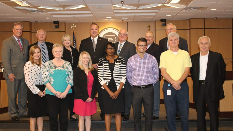 Board Recognitions – September 14, 2017
