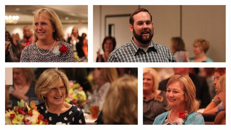 CCSD Celebrates Classified Employees of the Year
