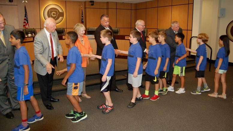 Board Recognitions – August 24, 2017