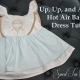 Up, Up, and Away – Hot Air Balloon Ruffle Dress