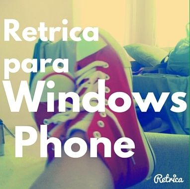 retrica para windows phone