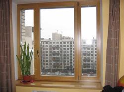 Деревянные окна в Краснодаре 8