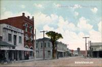 Colorado Street, La Grange, Texas early 1900s