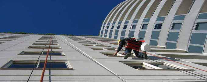 High rise window cleaning Sydney