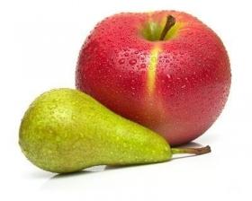 Uv-licht desinfecteert biologisch fruit zonder bijsmaak - Voedselvergiftiging-buikgriep