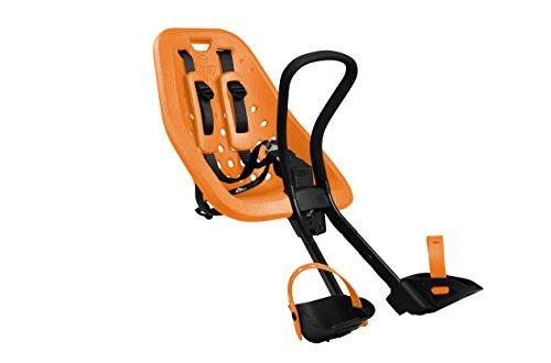 Yepp Mini Bicycle Child Seat, Orange