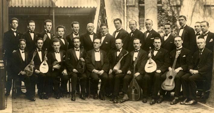La Napolitaine, 1926