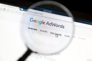 We can set up an effective Google Adwords program in one day and have it running the next!