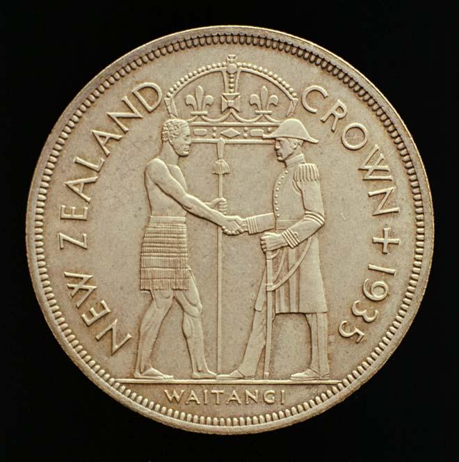 Waitangi Crown, 1935