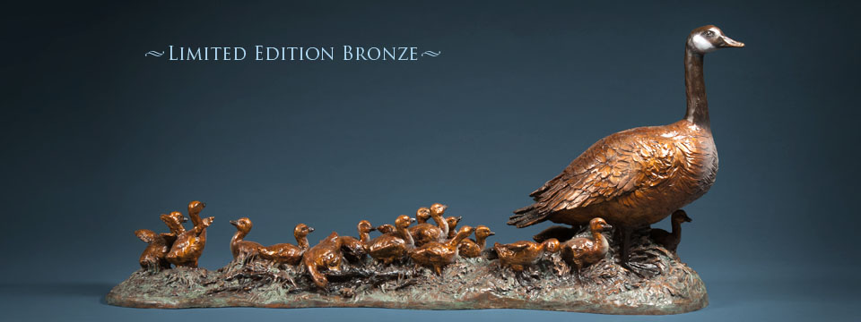 Limited Edition Bronze