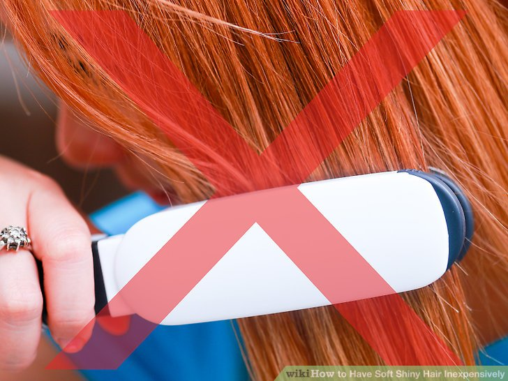 Image titled Have Soft Shiny Hair Inexpensively Step 36