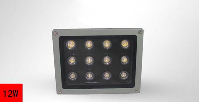 12W LED投光灯