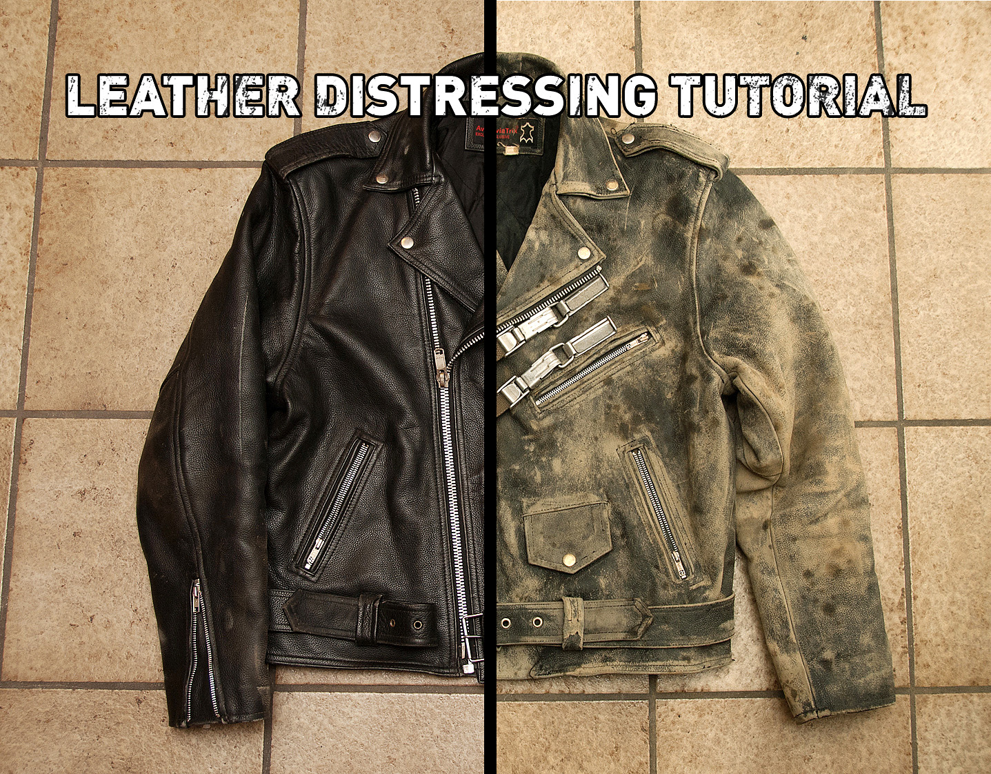 Jacket Tutorial