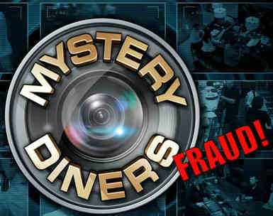 Mystery Diners Fake