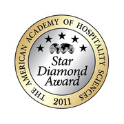 Five Star Diamond Award der American Academy of Hospitality Sciences