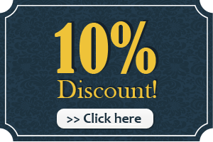 10% Discount!
