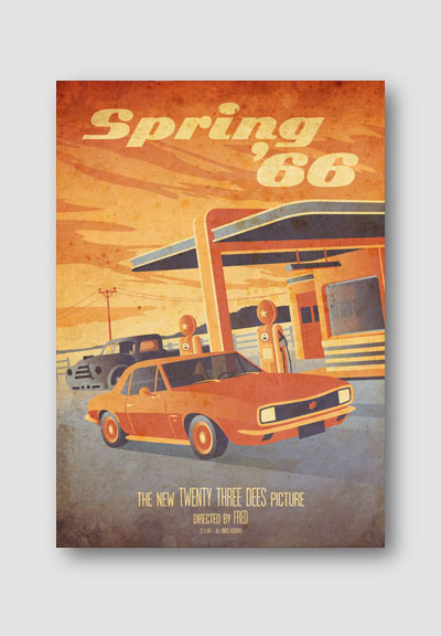 Affiches '66