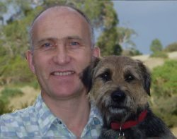 Dr Douglas Wilson uses alternative holistic veterinary therapies for dogs, cats, and other animals, using natural pet food and homeopathic treatments