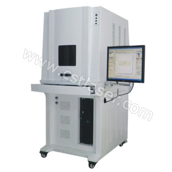 Optical fiber laser marker machine