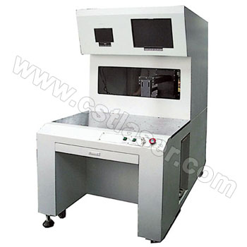 three axial welder table