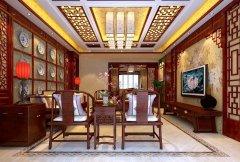 长沙中式风格的别墅,装修是要注