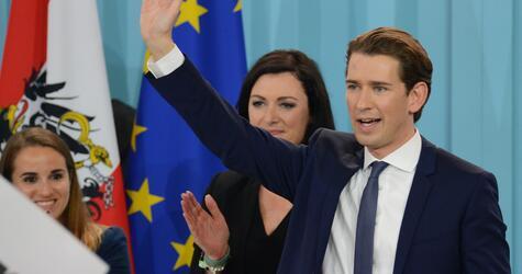 Sebastian Kurz, ÖVP, Bundeskanzler, Nationalratswahlen,