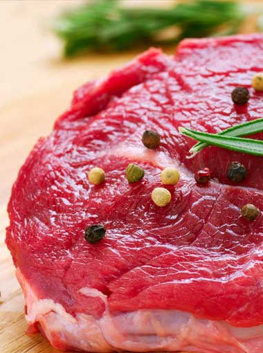 Beef - Lamb - Pork