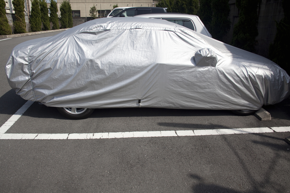 dodge charger car cover