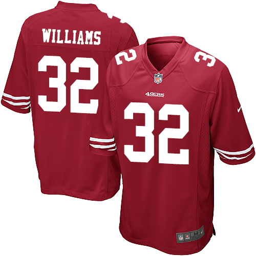 Men's Adrian Colbert Red Limited Football Jersey: San Francisco 49ers #27 Tank Top Suit  Jersey