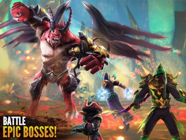Order and Chaos Online 2 2