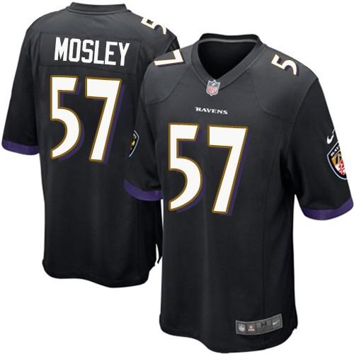 Men's Mark Ingram II Purple Limited Football Jersey: Baltimore Ravens #21 Tank Top Suit  Jersey