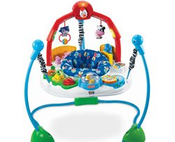 Fisher-Price Laugh and Learn Jumperoo - Best Baby Jumper