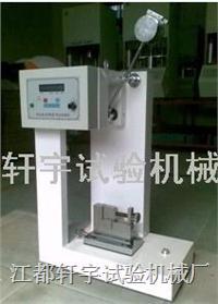 液晶悬臂梁冲击试验机 XY-6065