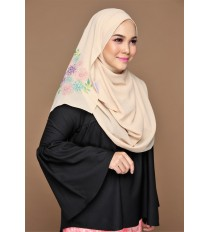 Isabelle Instant Shawl - ADT 09 - Pearled Ivory