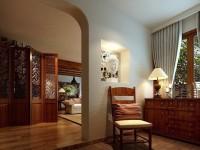 统保装饰的设计案例-半岛一号王先生的新家