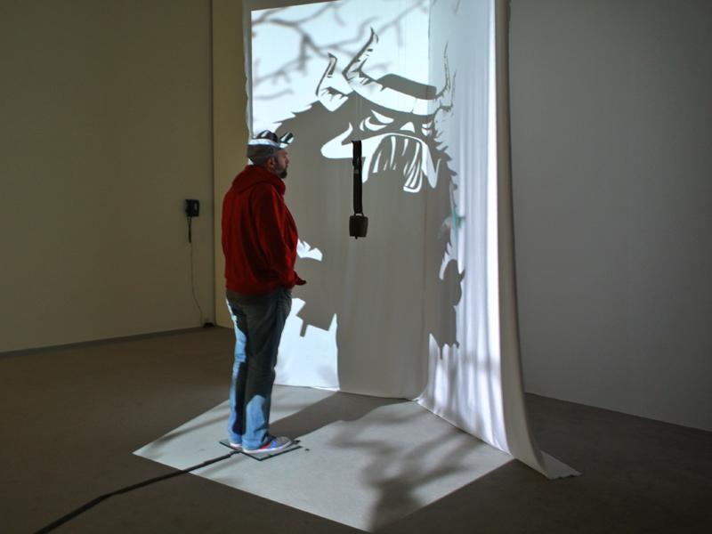 Installation by Valentina Boneva