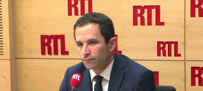 Benoit Hamon Rythme scolaire rentrée 2014 2015