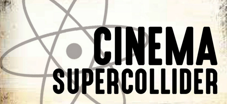 Cinema Supercollider